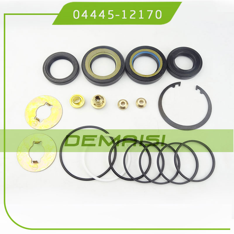 Power Steering Rack and Pinion Seal Kit for Toyota Corolla Power Steering Seals